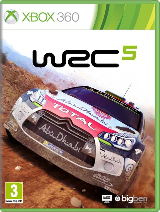 WRC 5 - X360