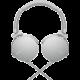 Sony MDR-XB550AP, bílá
