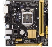 ASUS H81M-R - Intel H81 - 90MB0JY0-M0ECY1