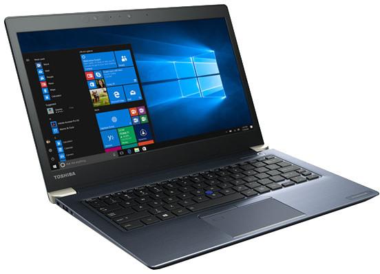 Toshiba Portégé (X30-D-12N), modrá