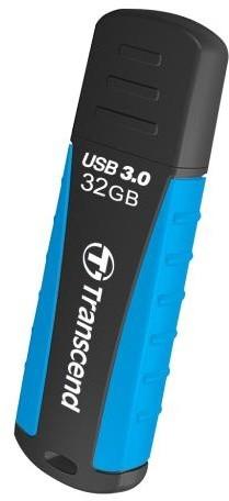Transcend JetFlash 810 32GB, modročerná