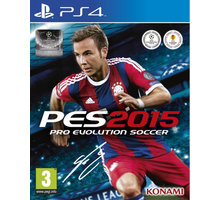 Pro Evolution Soccer 2015 (PS4) - 4012927100639