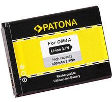 Patona baterie pro Motorola OM4A 600mAh 3,7V Li-Ion - PT3106