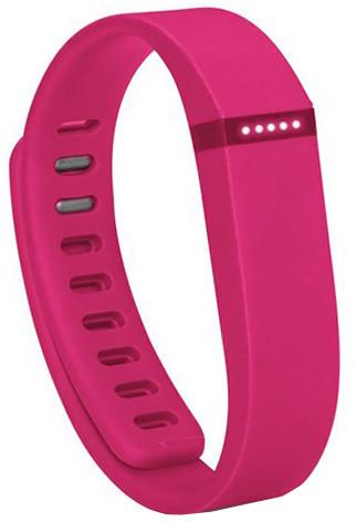 Fitbit Flex, růžová