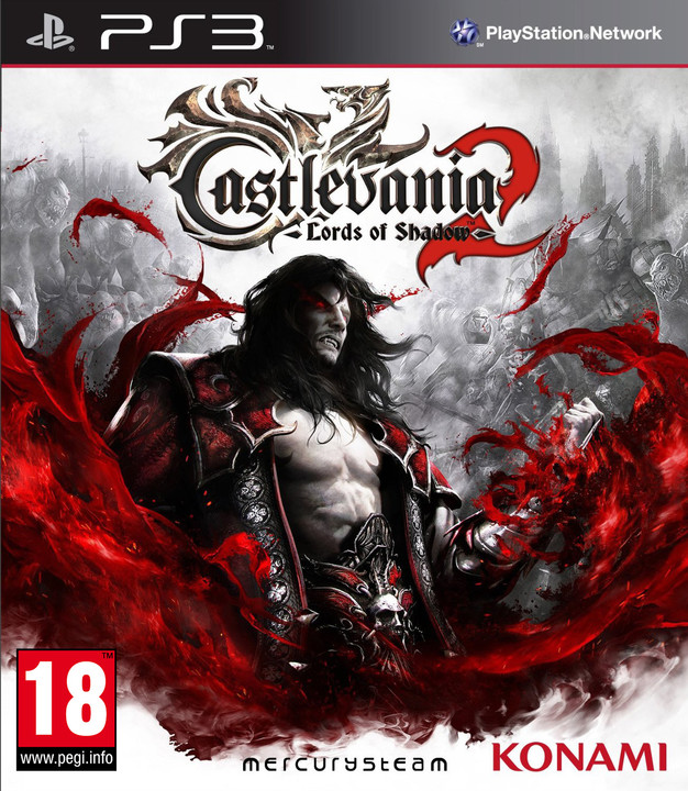 Castlevania: Lords of Shadow 2 - PS3