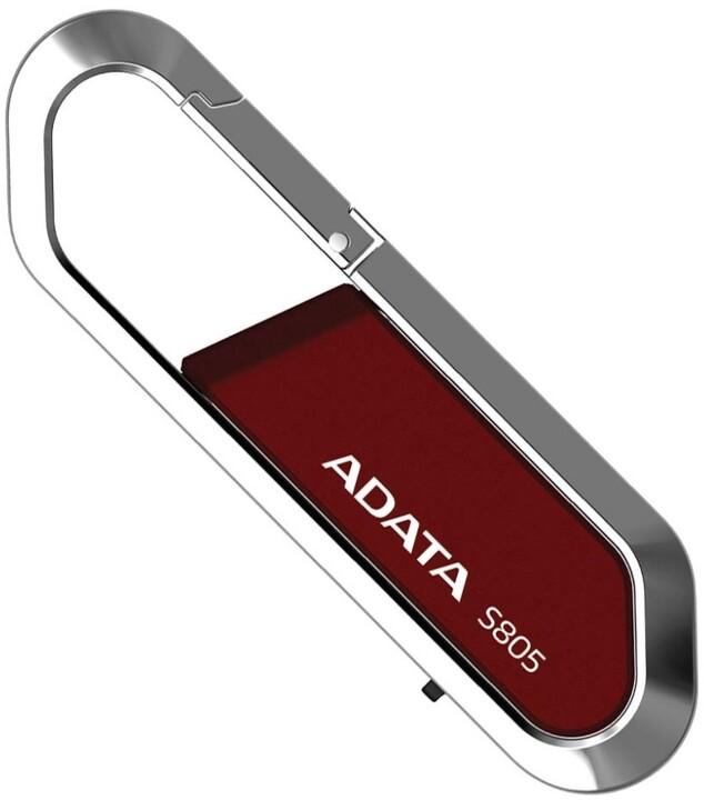 ADATA S805 32GB, Red