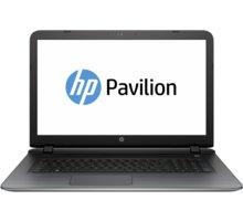 HP Pavilion 17 (17-g155nc), stříbrná - P4G02EA