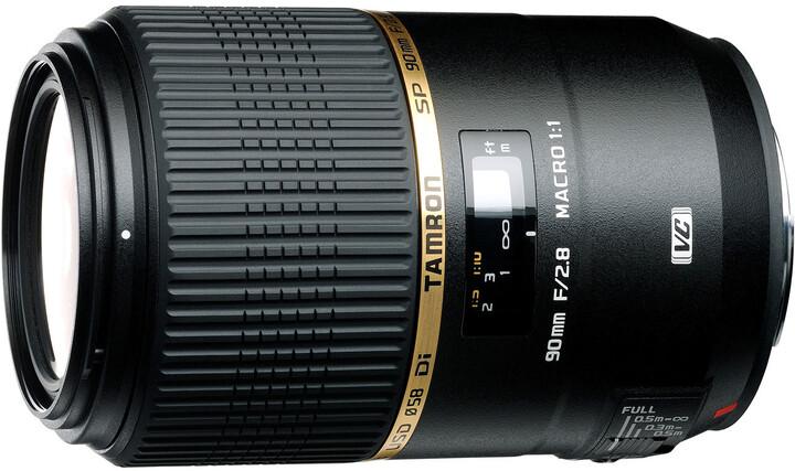 Tamron AF SP 90mm F/2.8 Di pro Canon Macro