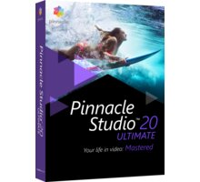 Corel Pinnacle Studio 20 Ultimate Classroom License 15+1 - LCST20ULMLCRA