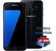 Samsung Galaxy S7 Edge - 32GB, černá - SM-G935FZKAETL + Zdarma Oral B Genius PRO 8000 chytrý zubní kartáček (v ceně 4699,-)