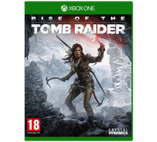 Rise of the Tomb Raider - XONE - 885370984811