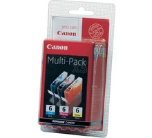 Canon BCI-6 C/M/Y multipack - 4706A029