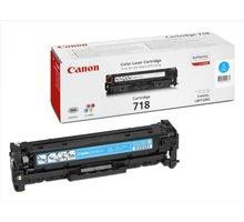 Canon CRG-718, azurový - 2661B002