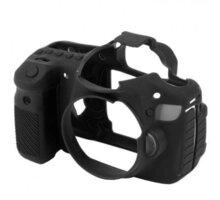 Easy Cover silikonový obal pro Canon 60D, černá