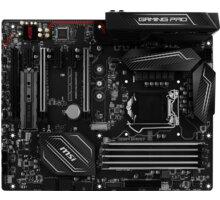 MSI Z270 GAMING PRO CARBON - Intel Z270 + Gamepad Microsoft gamepad (PC, X360) v ceně 799 Kč