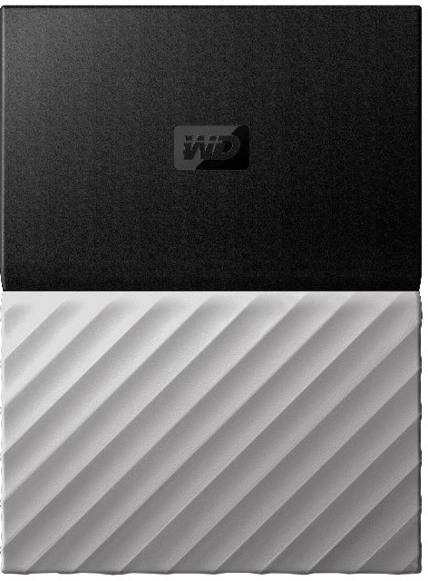 WD My Passport Ultra Metal - 1TB, Black/Grey