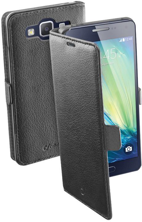 CellularLine pouzdro Book Essential pro Samsung Galaxy A5, černá