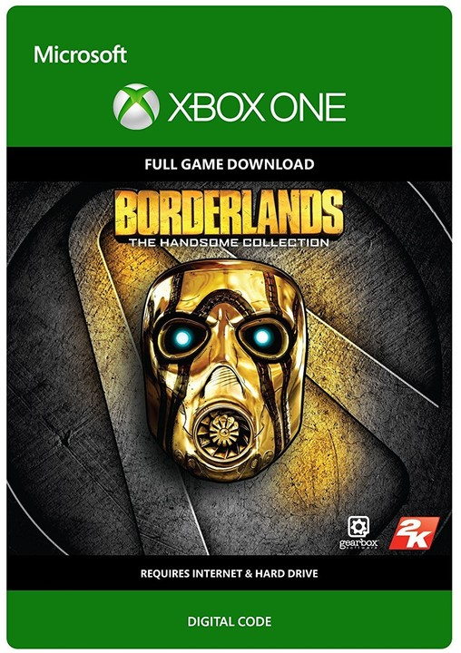 Borderlands: The Handsome Collection (Xbox ONE) - elektronicky