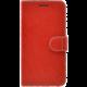 FIXED FIT pouzdro typu kniha pro Samsung Galaxy J1 (2016), červená