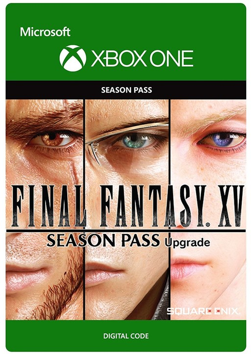 Final Fantasy XV - Season Pass (Xbox ONE) - elektronicky
