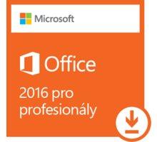 Microsoft Office 2016 pro profesionály - elektronicky - 269-16805
