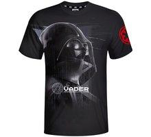 Star Wars - Vader - Defend the Galactic Empire, černé (M)