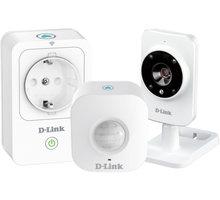 D-Link DCH-100KT mydlink Home SMART Home HD Starter Kit (DSP-W215 + DCH-S150 + DCS-935L) - DCH-100KT/E