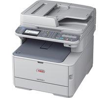 OKI MC562dnw - 44952244 + Fotopapír Safeprint pro laserové tiskárny Glossy, 135g, A4, 10 sheets v hodnotě 100Kč