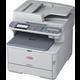 OKI MC562dnw  + Fotopapír Safeprint pro laserové tiskárny Glossy, 135g, A4, 10 sheets v hodnotě 100Kč