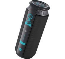 Lamax Sounder SO-1, přenosné, bezdrátové, černá - 8594175351378