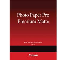 Canon Foto papír PM-101 Premium Matte, A2, 20 ks, 210g/m2, matný - 8657B017