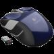 Logitech Wireless Mouse M525, modrá