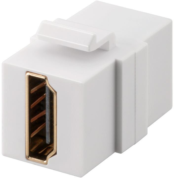 PremiumCord KeyStone modul HDMI A - HDMI, Female/Female