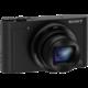 Sony Cybershot DSC-WX500, černá