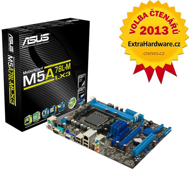 ASUS M5A78L-M LX3 - AMD 760G