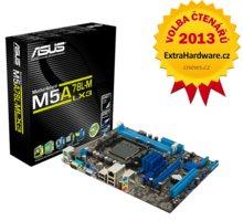 ASUS M5A78L-M LX3 - AMD 760G - 90-MIBI40-G0EAY0GZ