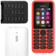 Nokia 130 Dual SIM, černá