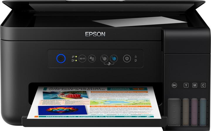 Epson EcoTank ITS L4150