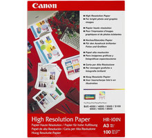 Canon Foto papír High Resolution HR-101N, A3, 20 ks, 106g/m2 - 1033A006