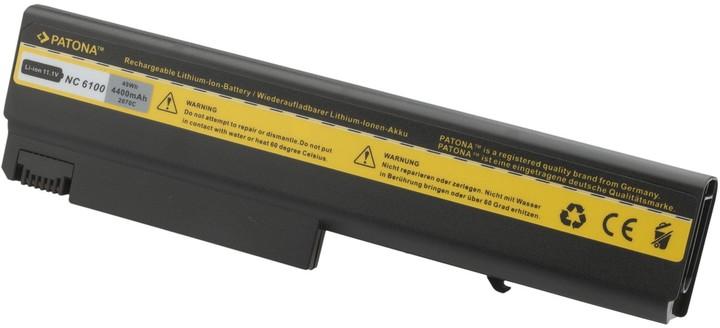Patona baterie pro HP NX6110/ N6120 4400mAh Li-Ion 11,1V