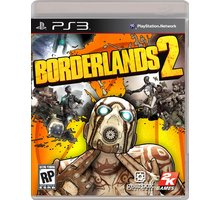 Borderlands 2 - PS3 - CEP301112