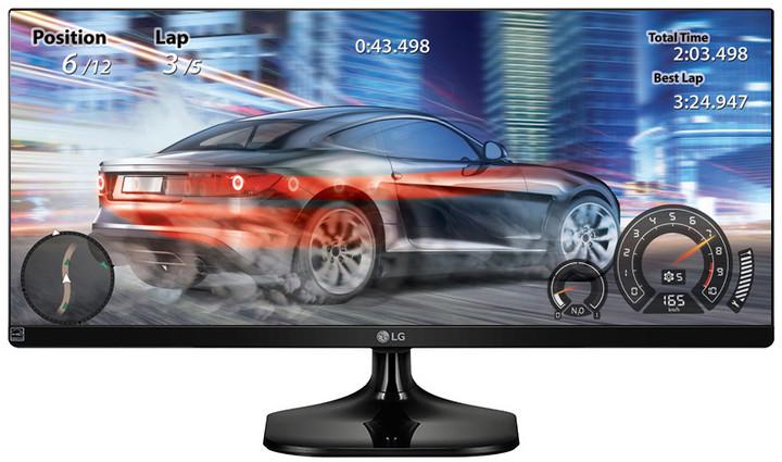 """LG 34UM58-P - LED monitor 34"""""""