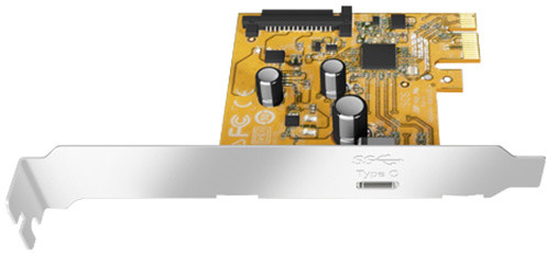 ICY BOX IB-U31-01, USB 3.1 (Type-C), PCI-e
