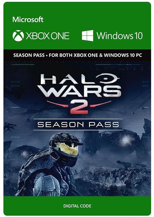 Halo Wars 2: Season Pass (Xbox Play Anywhere) - elektronicky