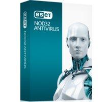 ESET NOD32 Antivirus pro 4 PC na 2 roky, prodloužení licence