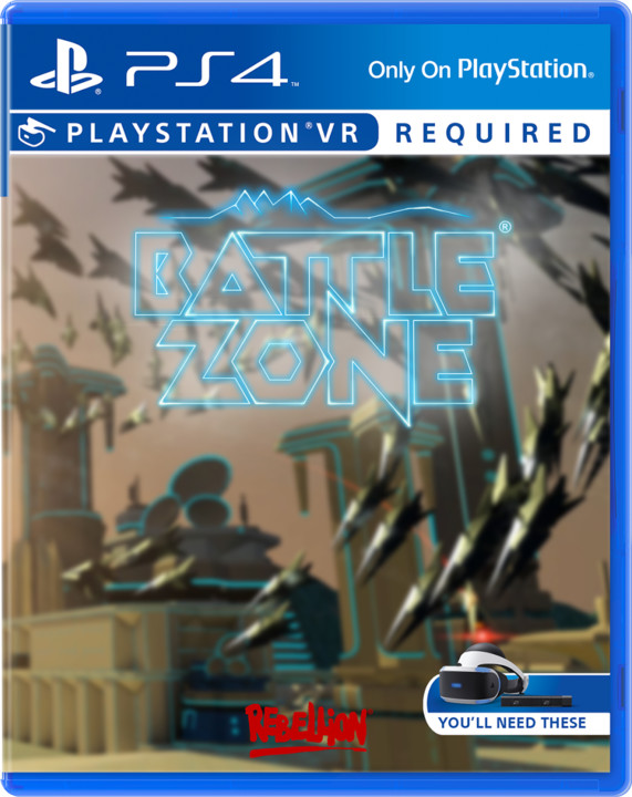 Battlezone (PS4 VR)