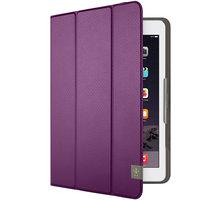 Belkin iPad Air 1/2 Trifold Folio pouzdro, fialové - F7N319btC01