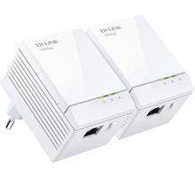 TP-LINK TL-PA6010, Mini Powerline Adapter, Starter Kit - TL-PA6010 Starter Kit