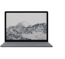 Microsoft Surface Laptop, stříbrná - D9P-00018