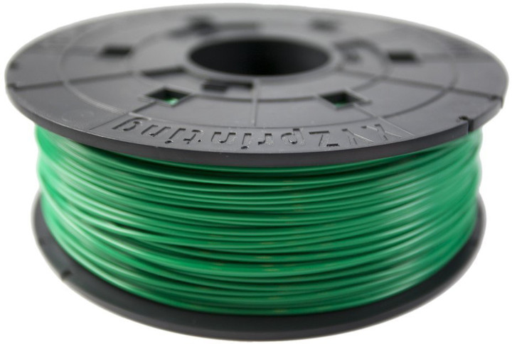 XYZprinting Filament PLA (NFC) Clear Green 600g (Junior)